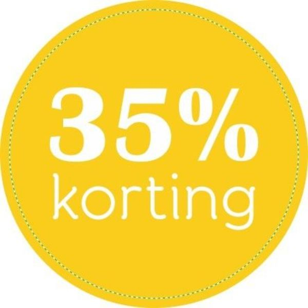Vogelveld bouwkorting 35%