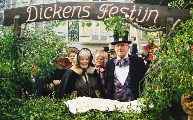Korting Dickens festijn