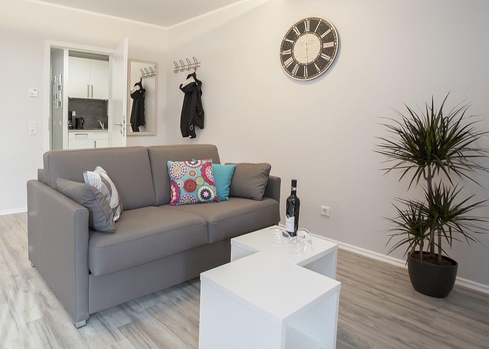 Appartement - Komfort 4 Personen(z)