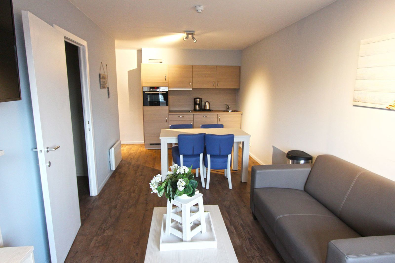 New Holiday Suite for 4 people at sunside