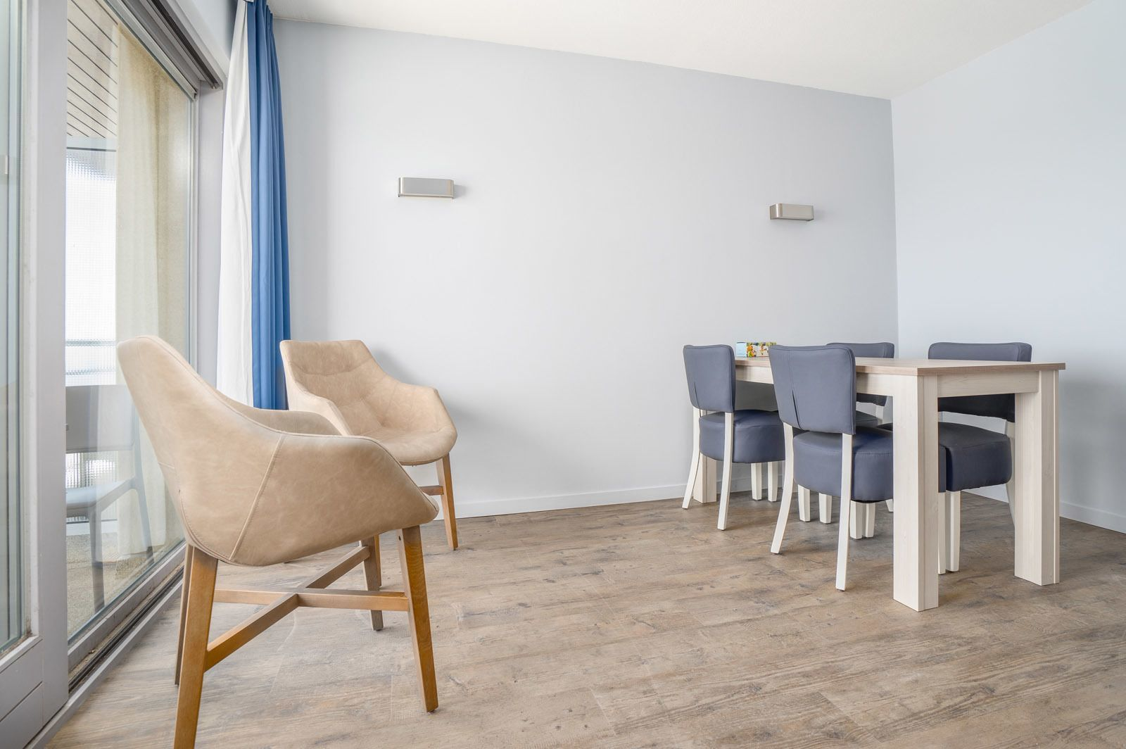 New Holiday Suite for 4 people with seaview