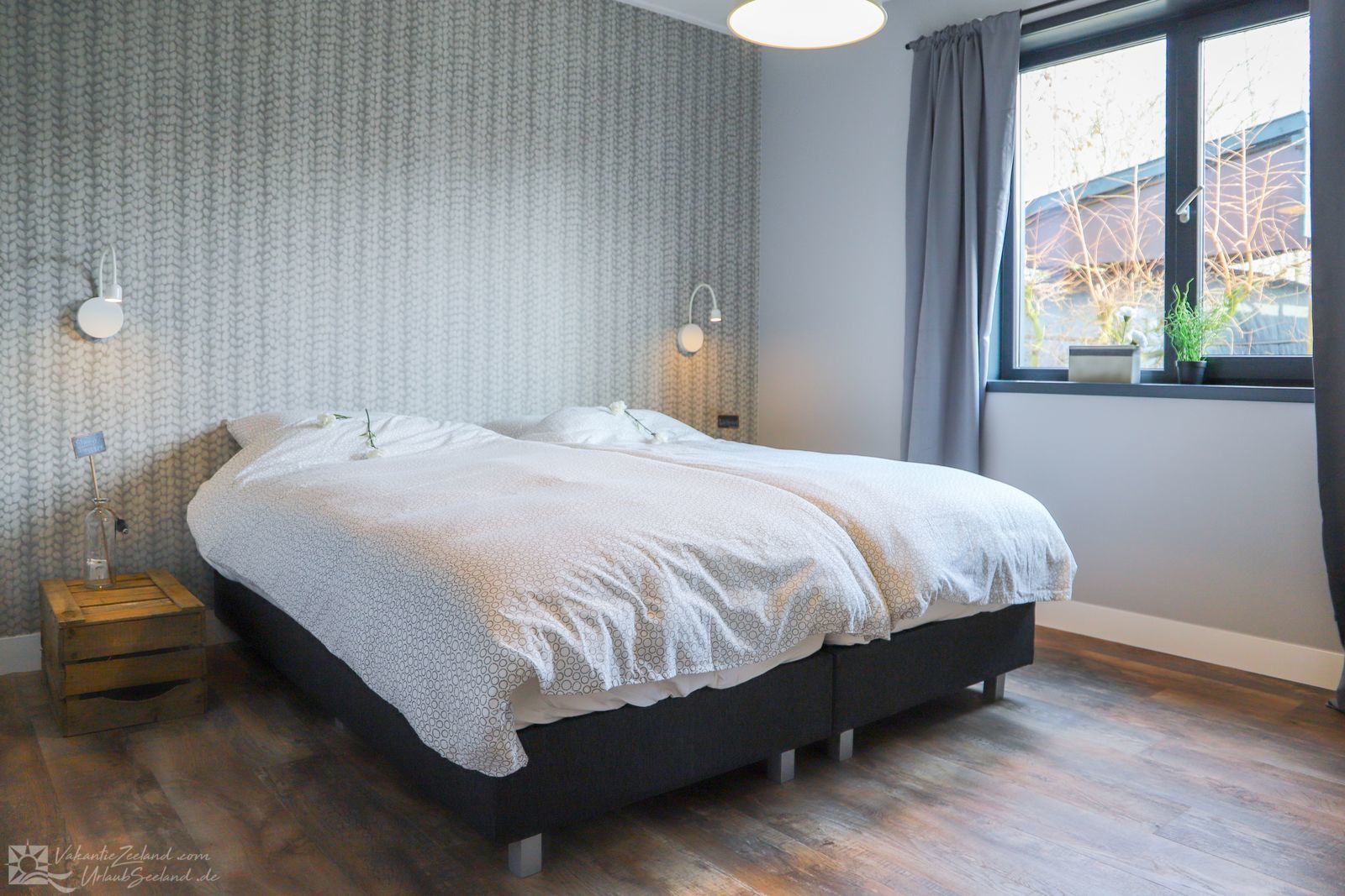 VZ760 Ferienwohnung in Baarland