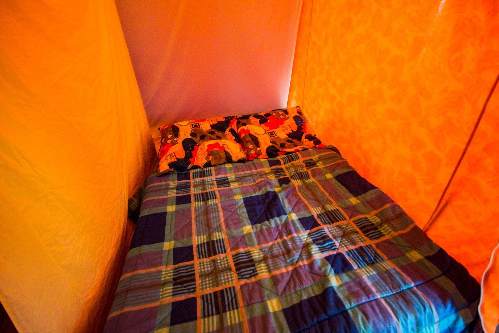 Bungalow tent Vianden