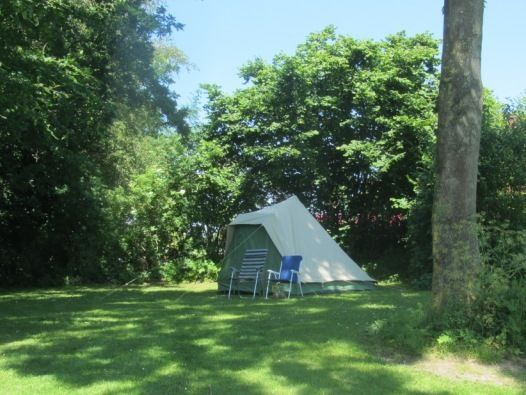 Afbeelding van Toeristische kampeerplaats gezinsveld