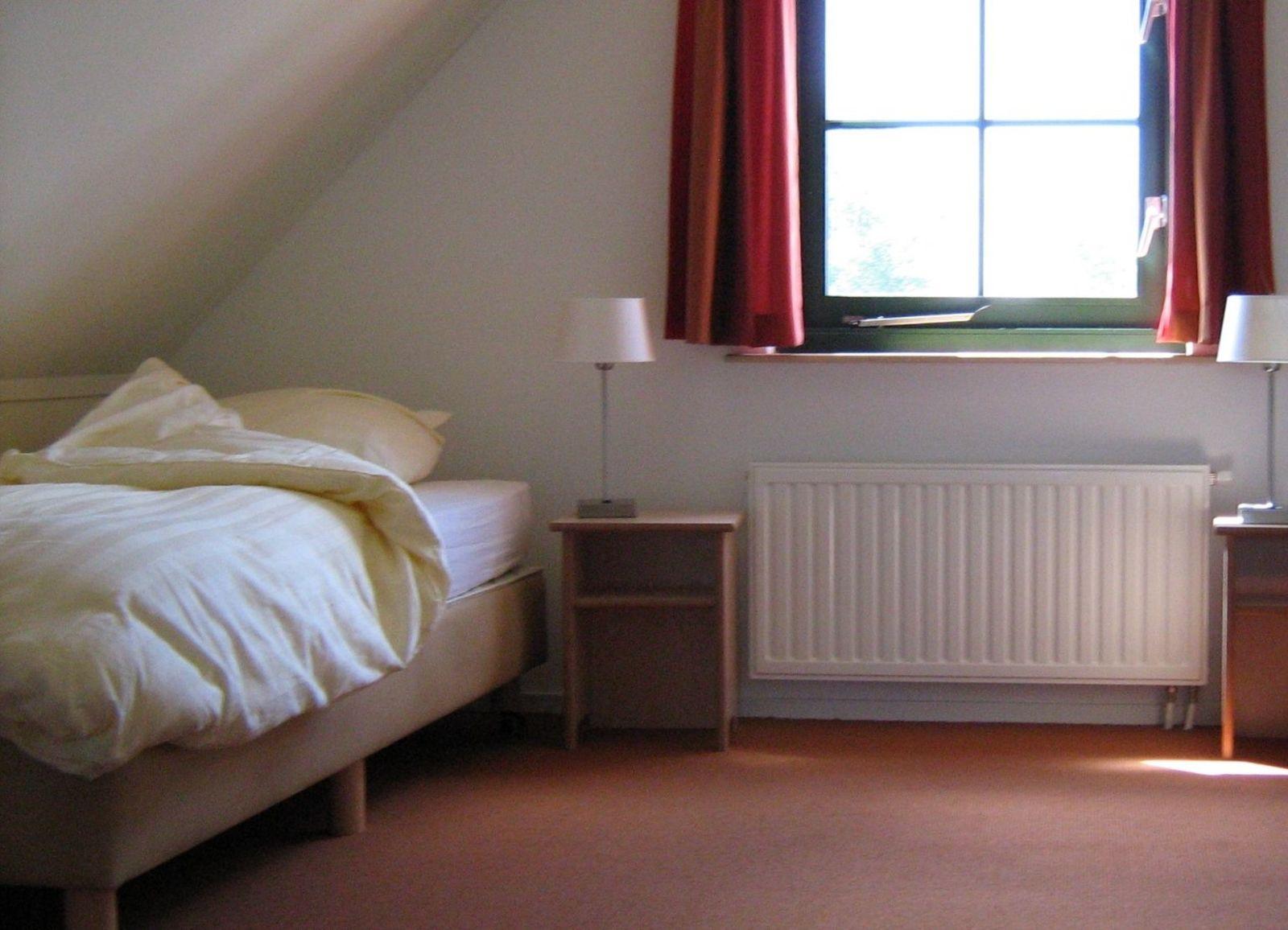 De Huiskamer (Wohnzimmer) mit 4 Kofort-Häusern