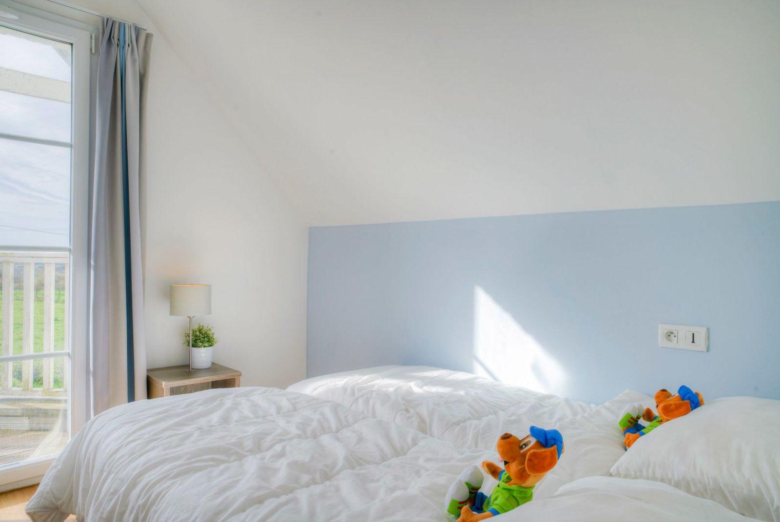 Villa pour 8 personnes avec vue latérale sur mer