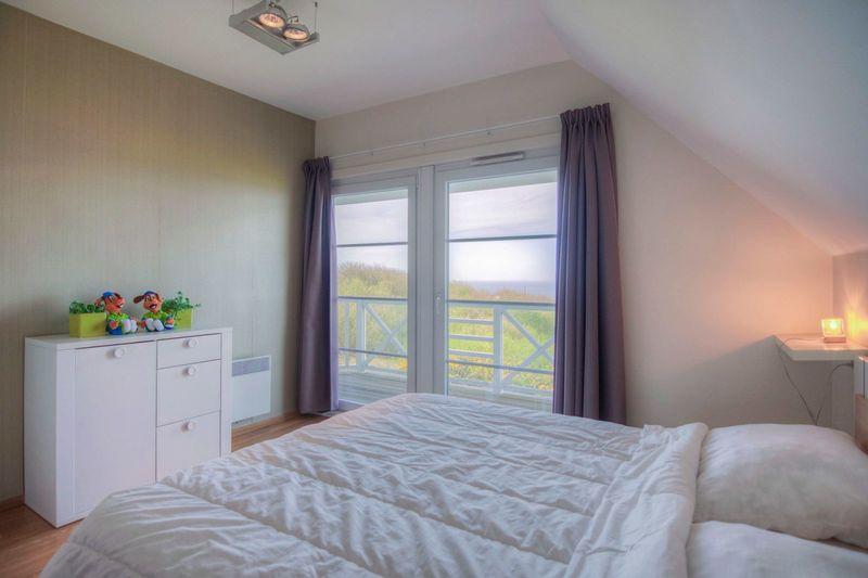 6-8p Villa met frontaal zeezicht aan zee in Hardelot Equihen