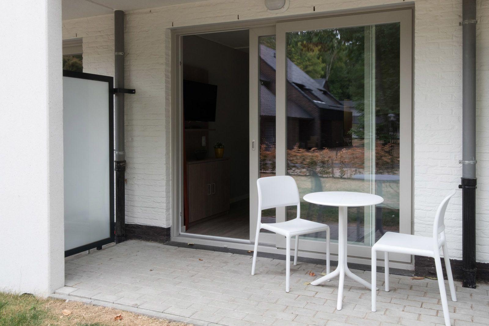 Studio pour 2 personnes, accessible aux personnes à mobilité réduite