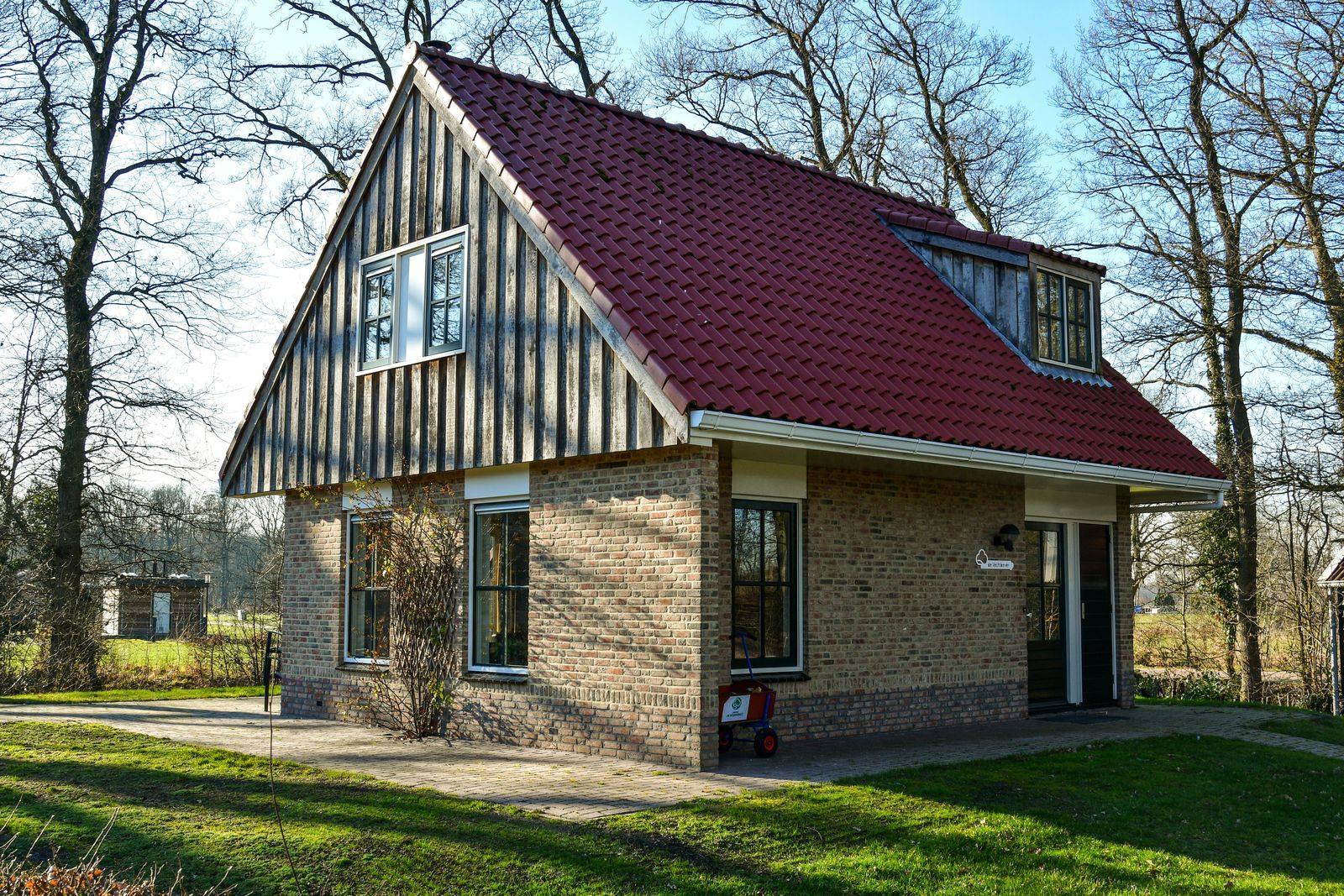 Vechtoever Bungalow (5 people)