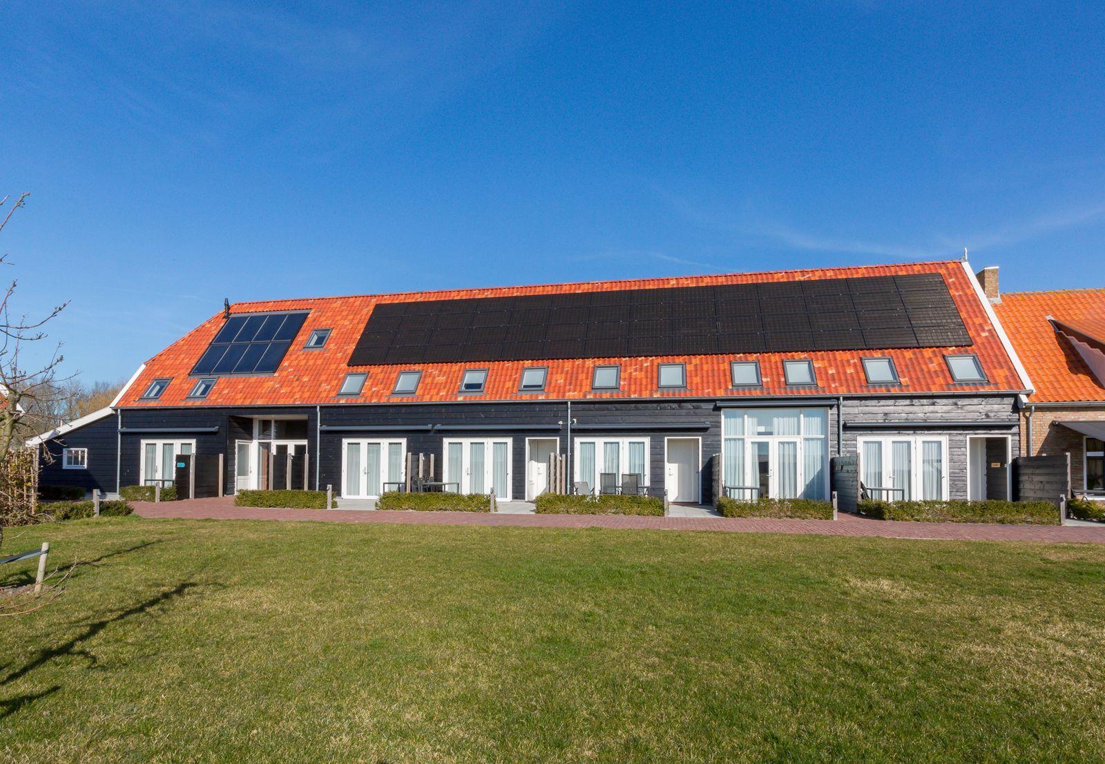 """Vakantiewoning - Oostkapelle """"Comfort 6 personen"""""""