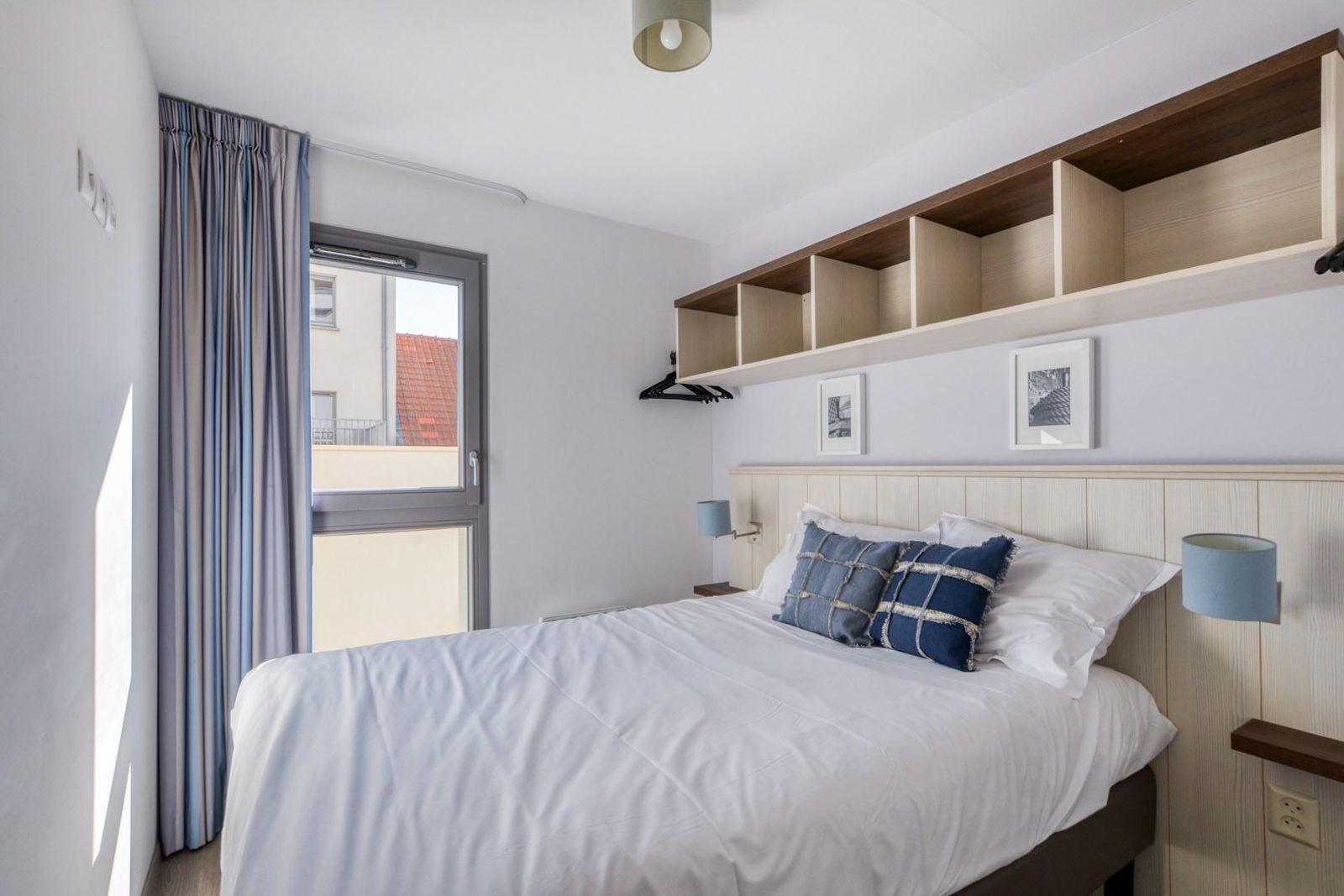 Holiday Suite pour 6 personnes avec balcon et vue sur mer