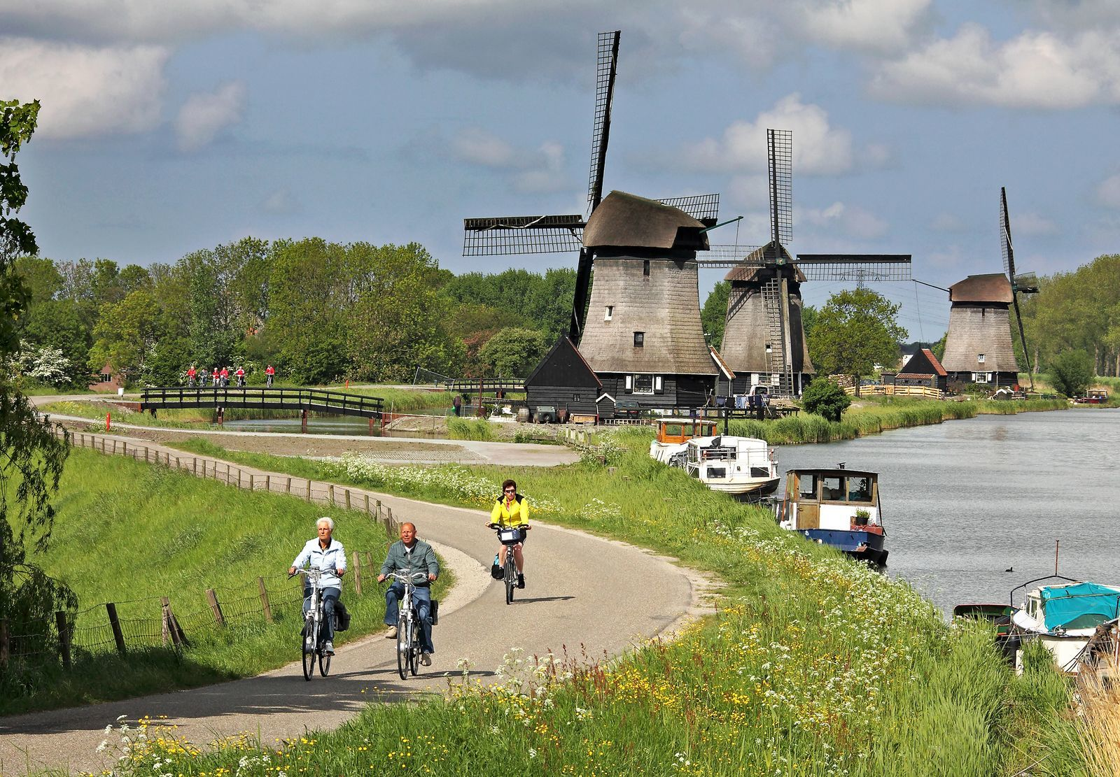 Four-day bicycle tour Hoorn
