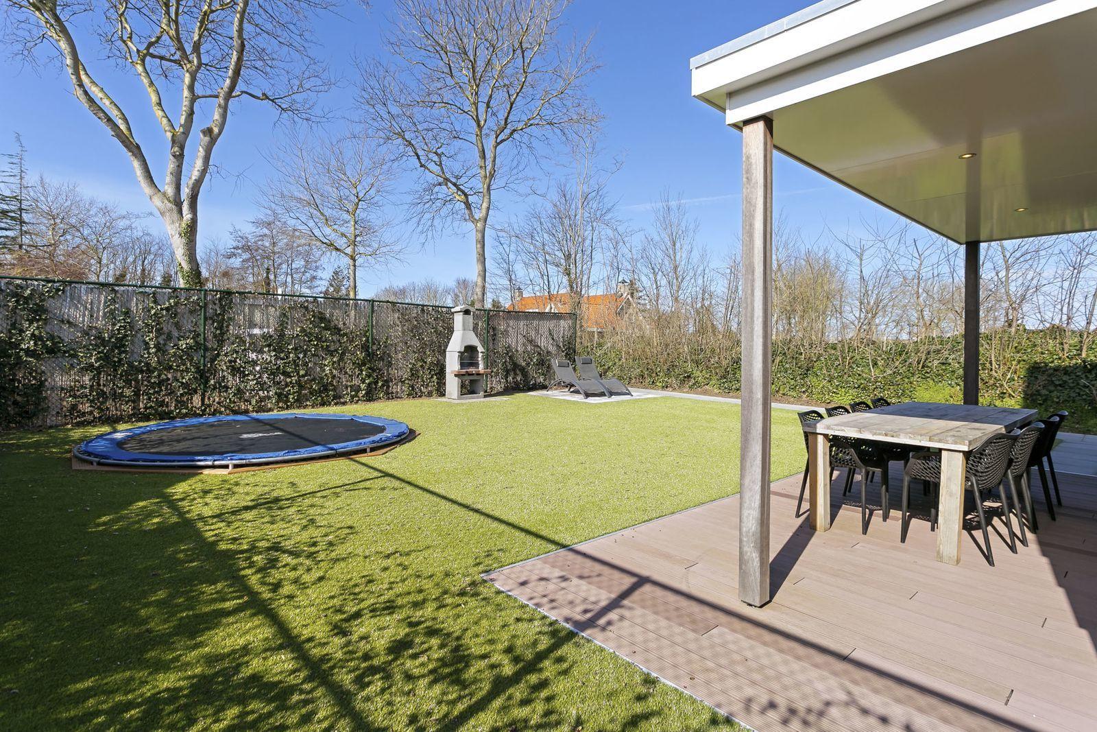 Oude Nieuwlandseweg Vakantie villa IJsvogel (A voorzijde)  (10 personen) - Ouddorp