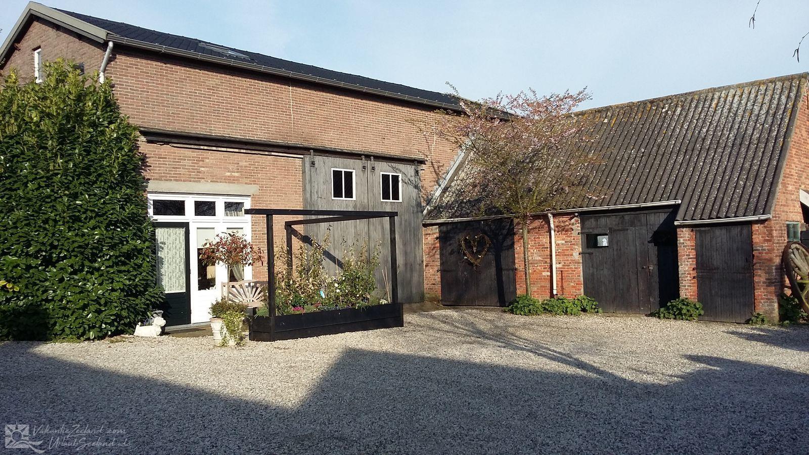 Vakantiehuis  met wifi  Gapinge  Gerenoveerde 4-persoons vakantiehuis in Gapinge, midden op het Walcherse platteland