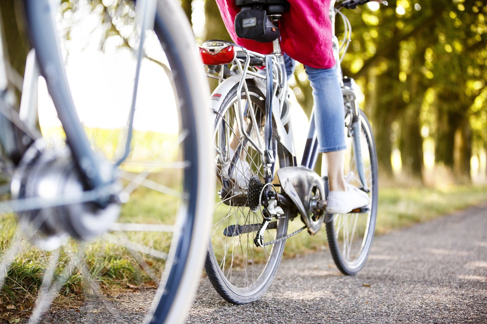 May and June: Cycling month