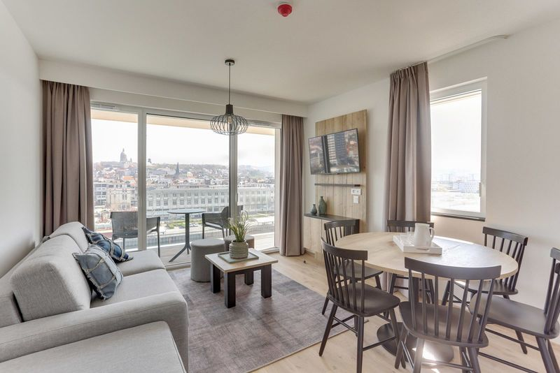6p Family suite in Boulogne-Sur-Mer