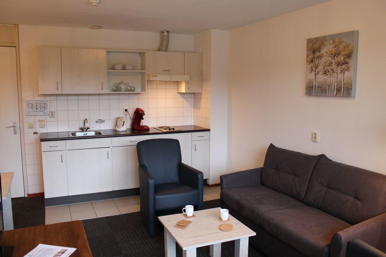 2-person apartment