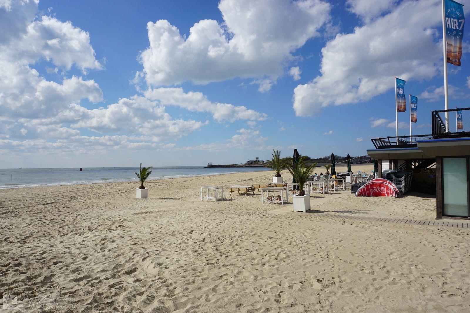 VZ676  Beachroom Vlissingen 4p