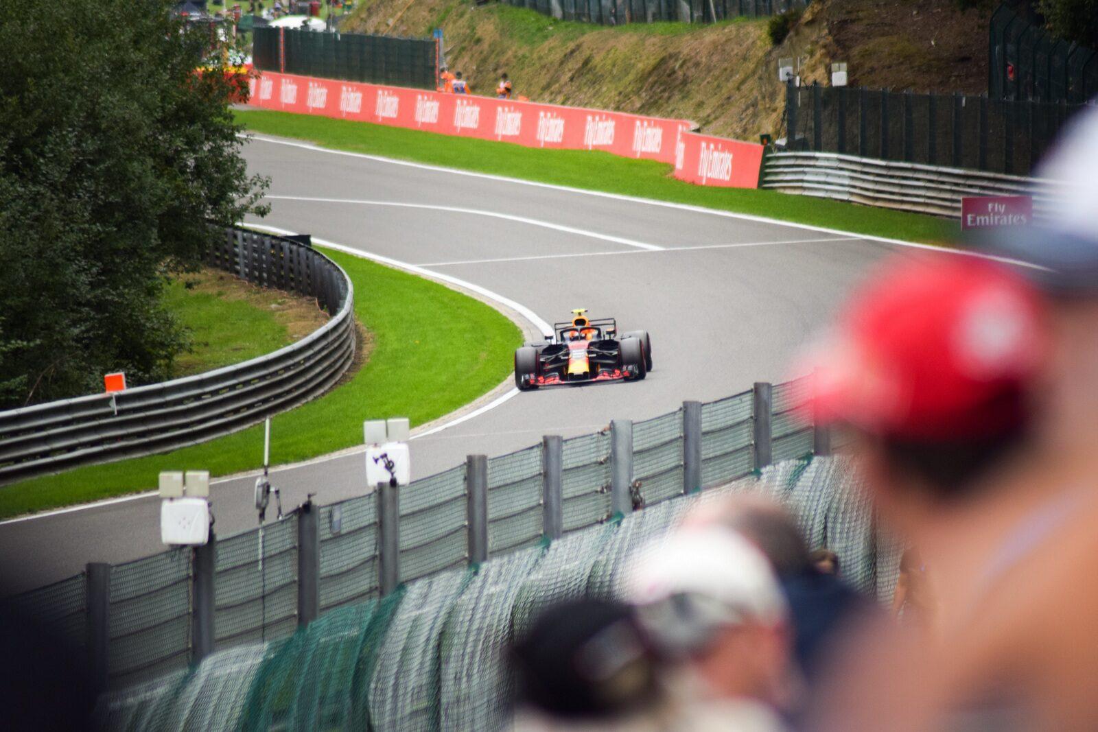 F1 arrangement 2020