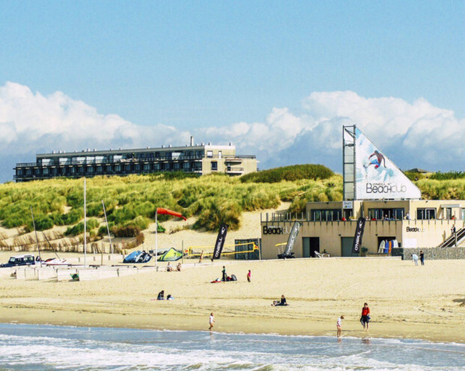 O'Neill Beachclub Arrangement Zeebrugge