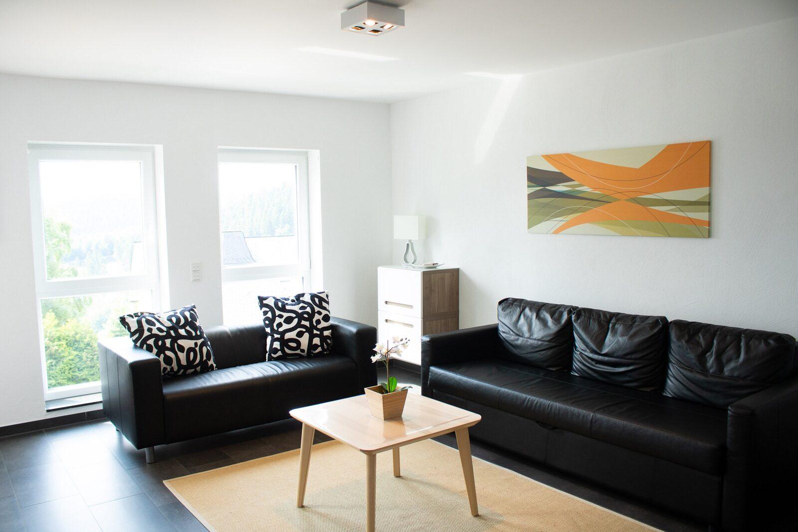 Apartement Erlebnisberg Kappe - Buchenweg 13-K