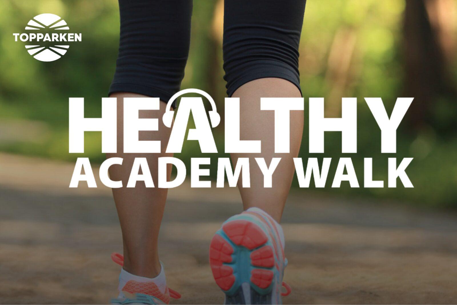 Healthy Academy Walk Noordwijk