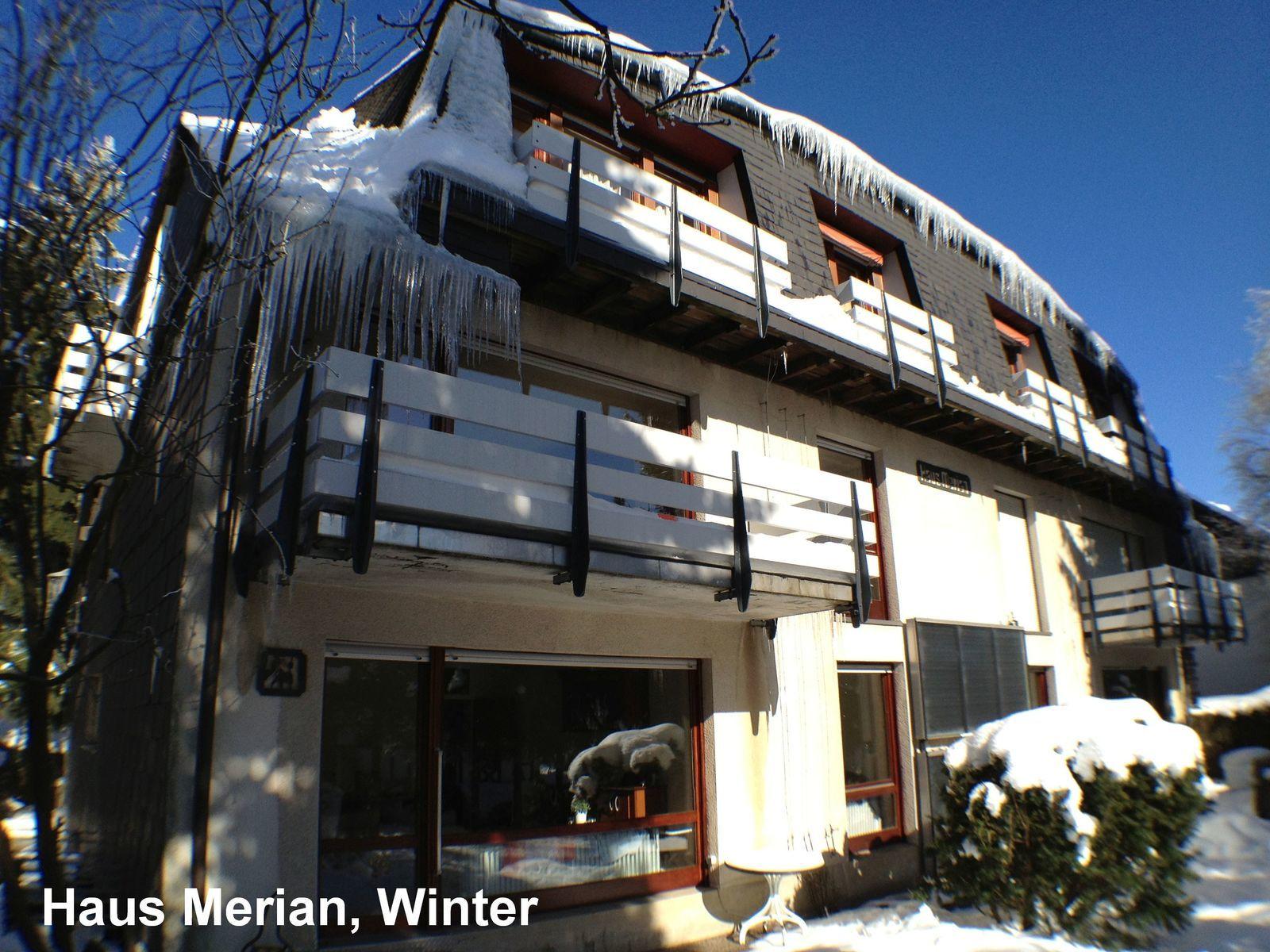 Appartement - Haus Merian 3