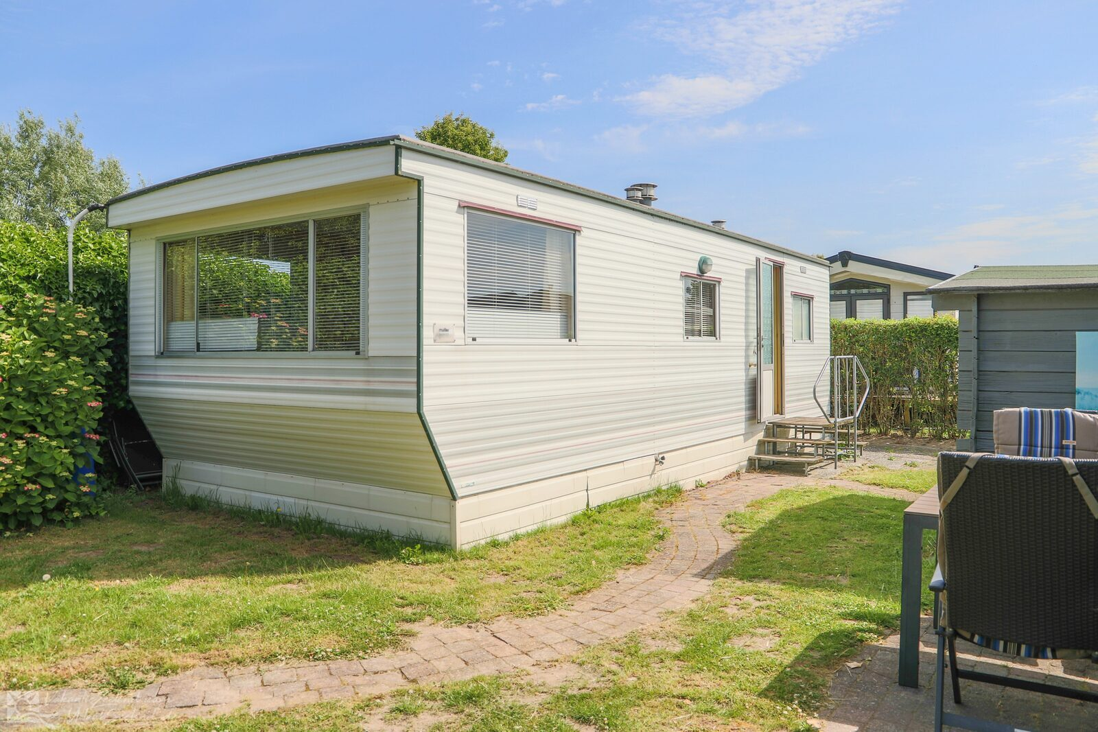 VZ769 Holiday chalet in Renesse