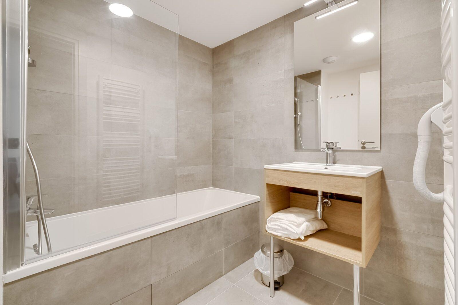 Nieuwe deluxe suite voor 8 personen met 3 slaapkamers