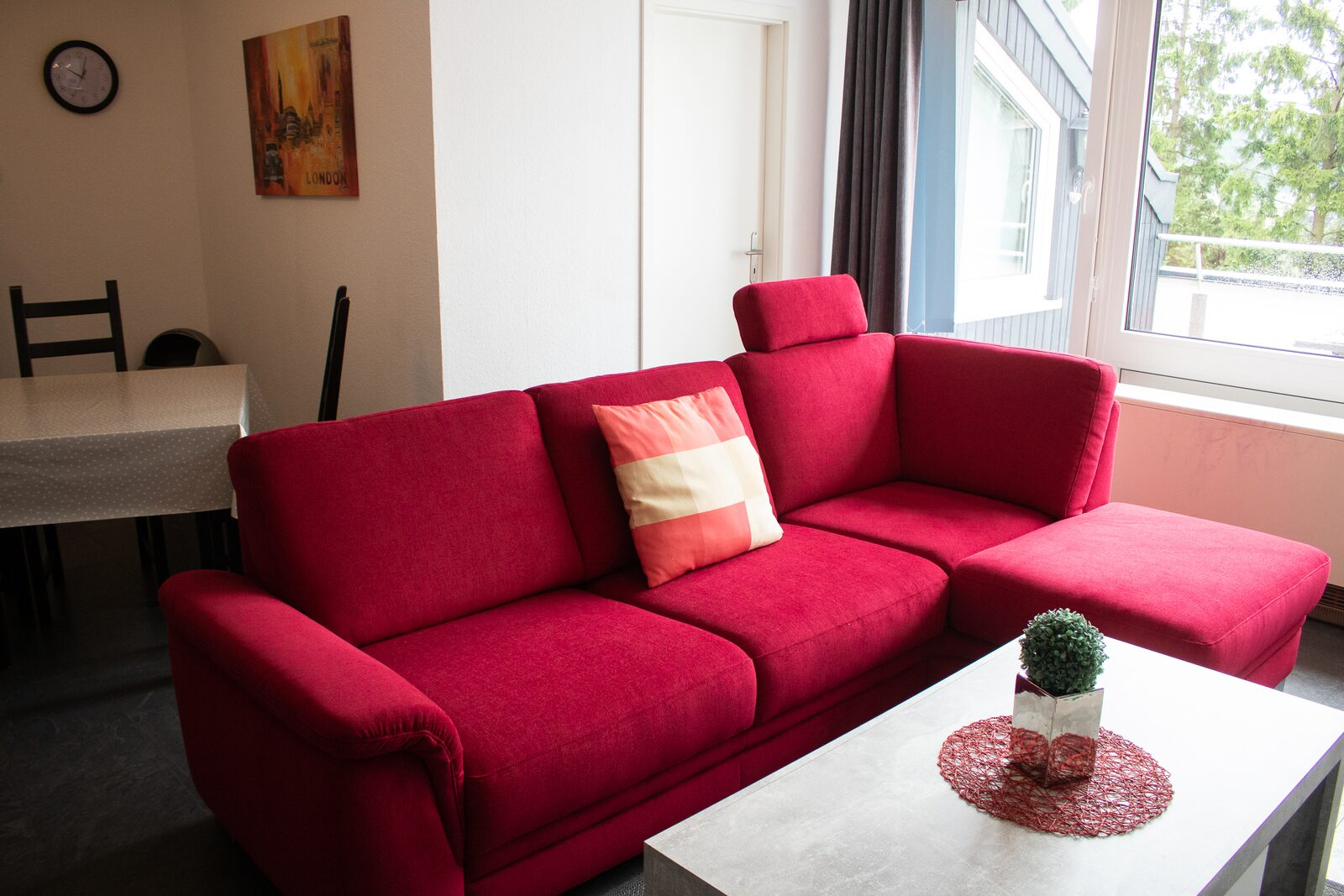 Apartment - Am Waltenberg 70-BA