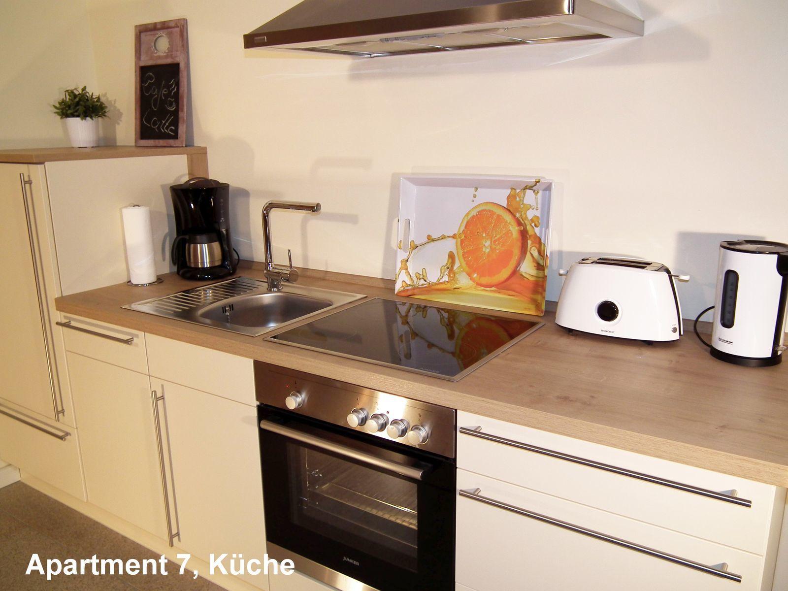 Apartment - Haus Merian 7