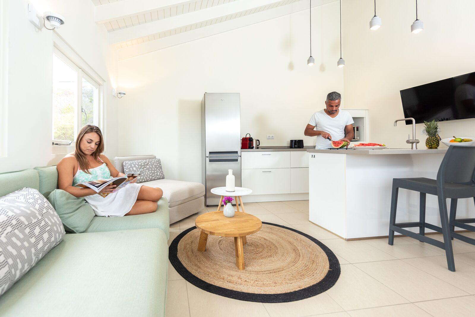 4 personnes maison de vacances Lanais VIP