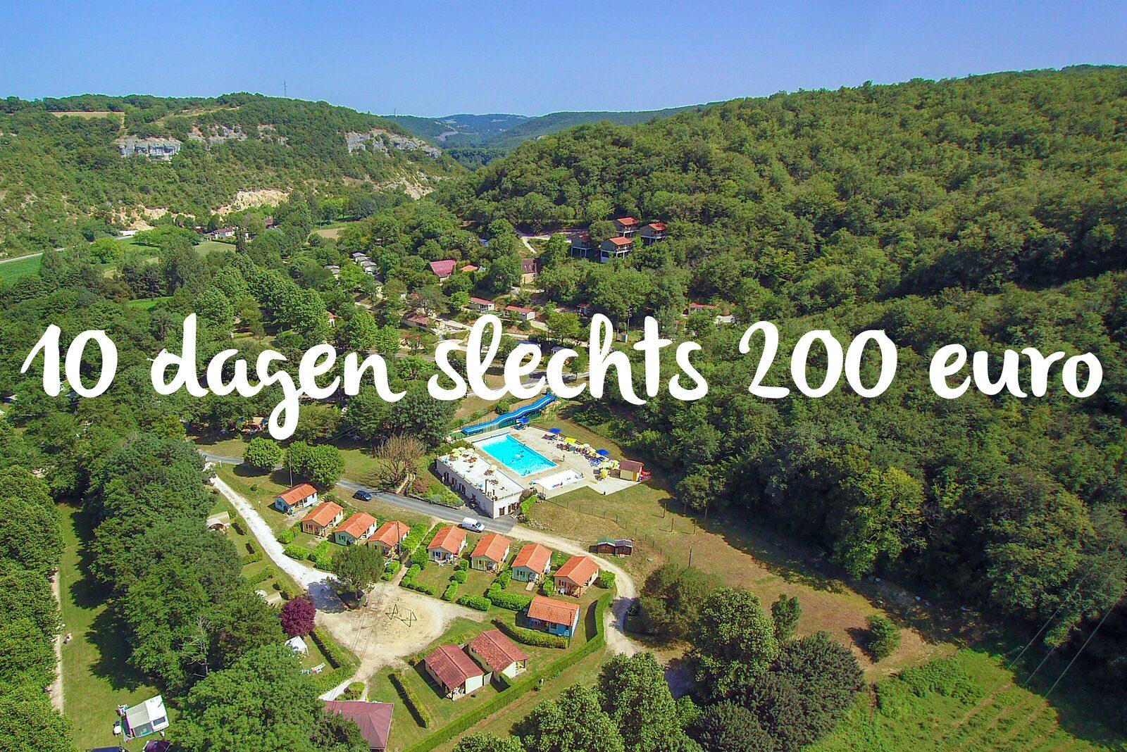 10 dagen voor slechts 200 euro!