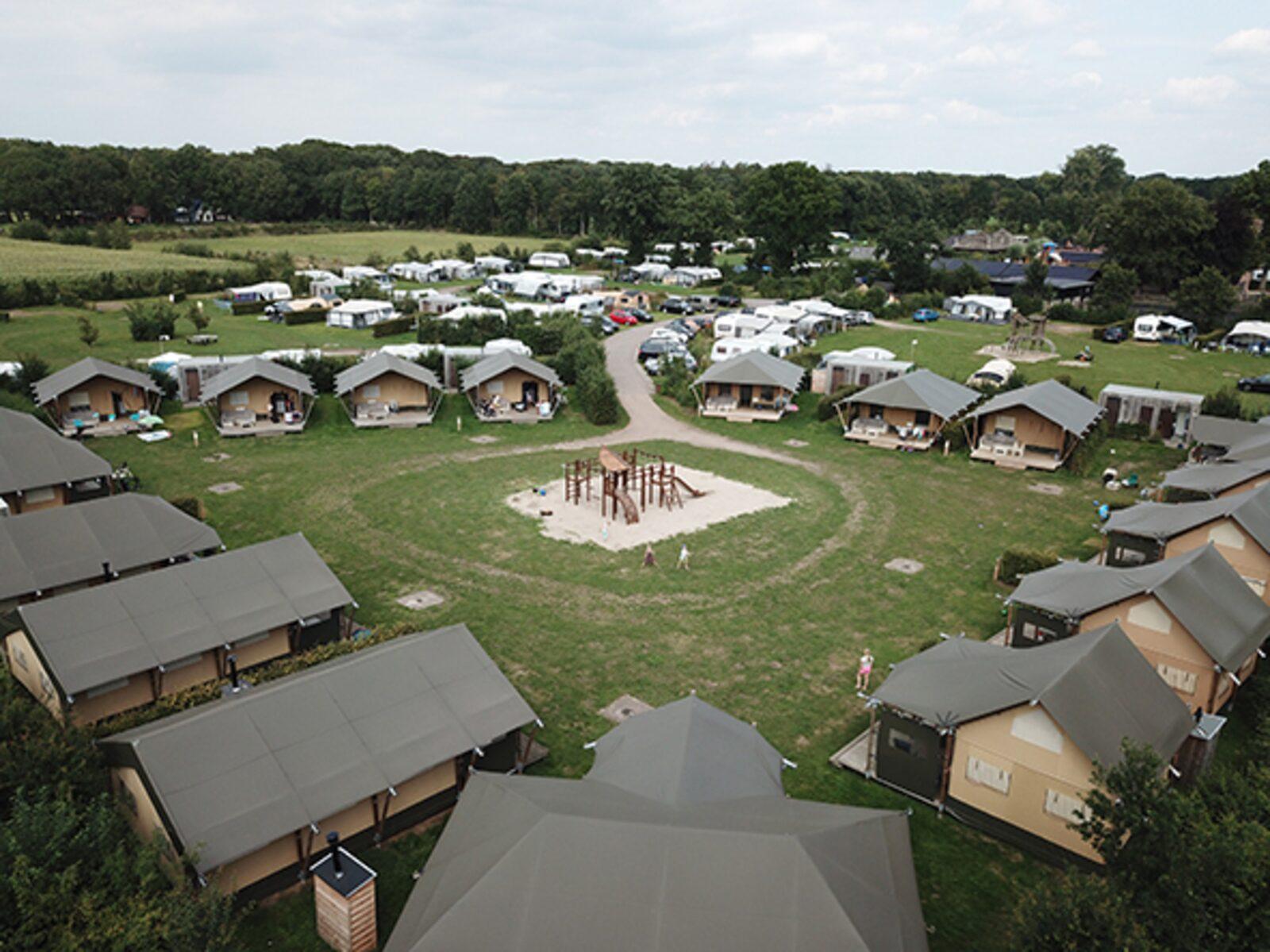 Luxuriöse Safari-Lodge für 4 Personen