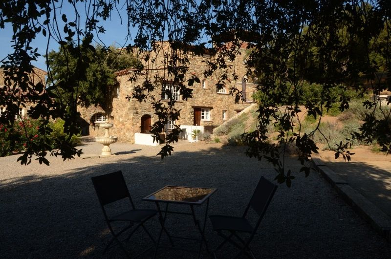 Vakantievilla (8p) op 15 min van de Middelandse Zee in de Provence (Hameau les Claudins, Prat L Estagnol Nr19)
