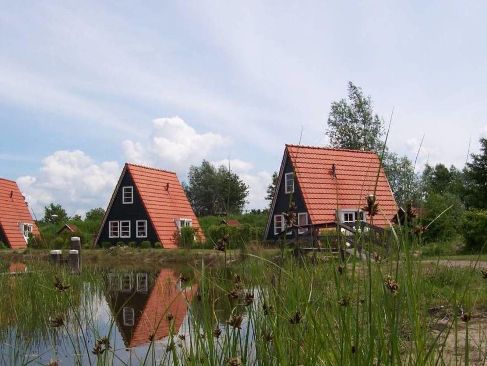 2 Vissershuisjes naast elkaar