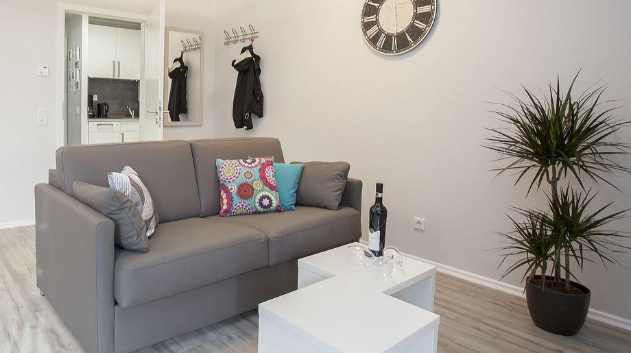 Appartement(en) - Comfort 8 Personen [2 stuks: 2 x 4-Pers.]
