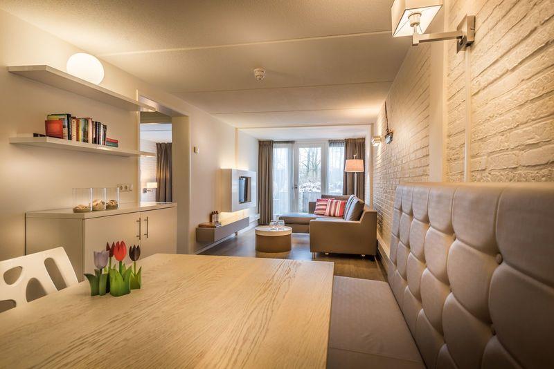4p. Appartement aan zee op Schiermonnikoog met wellness in Strandresort Schier (BG4 Type A)