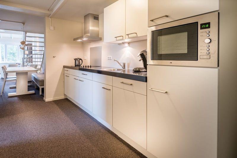 6 p. Appartement EE6 Type D aan zee op vakantiepark Strandresort Schier met zwembad en sauna op Schiermonnikoog