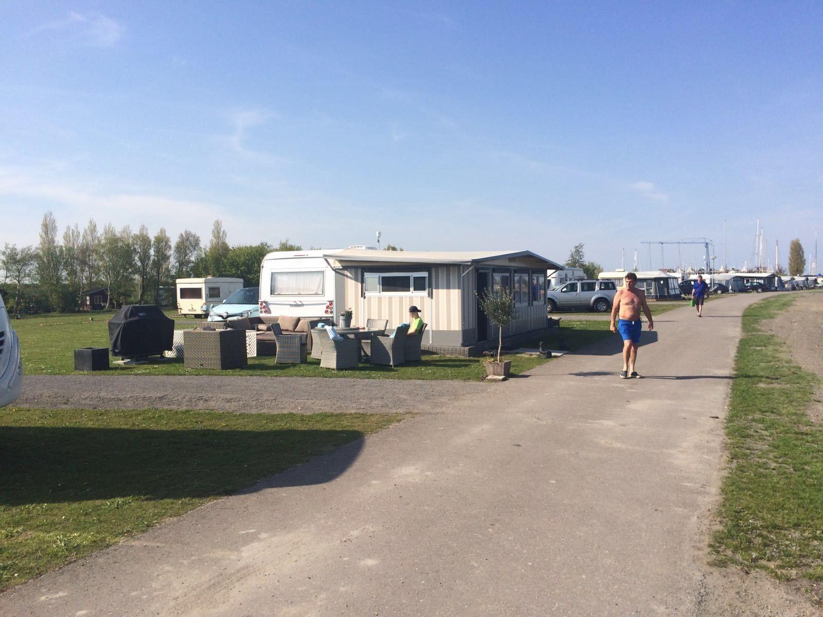 Afbeelding van Caravanplaats