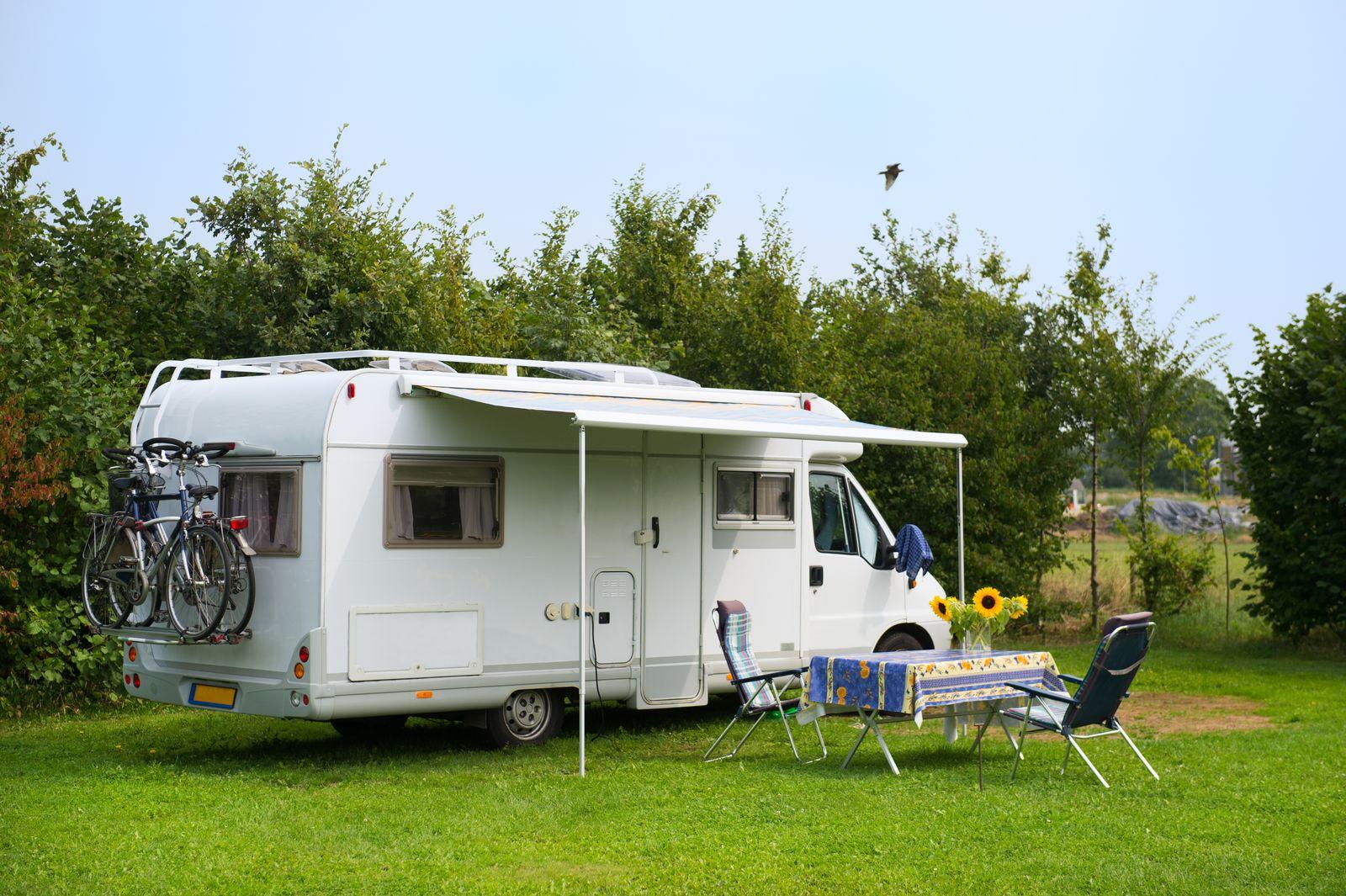 Afbeelding van Camperplaats groot