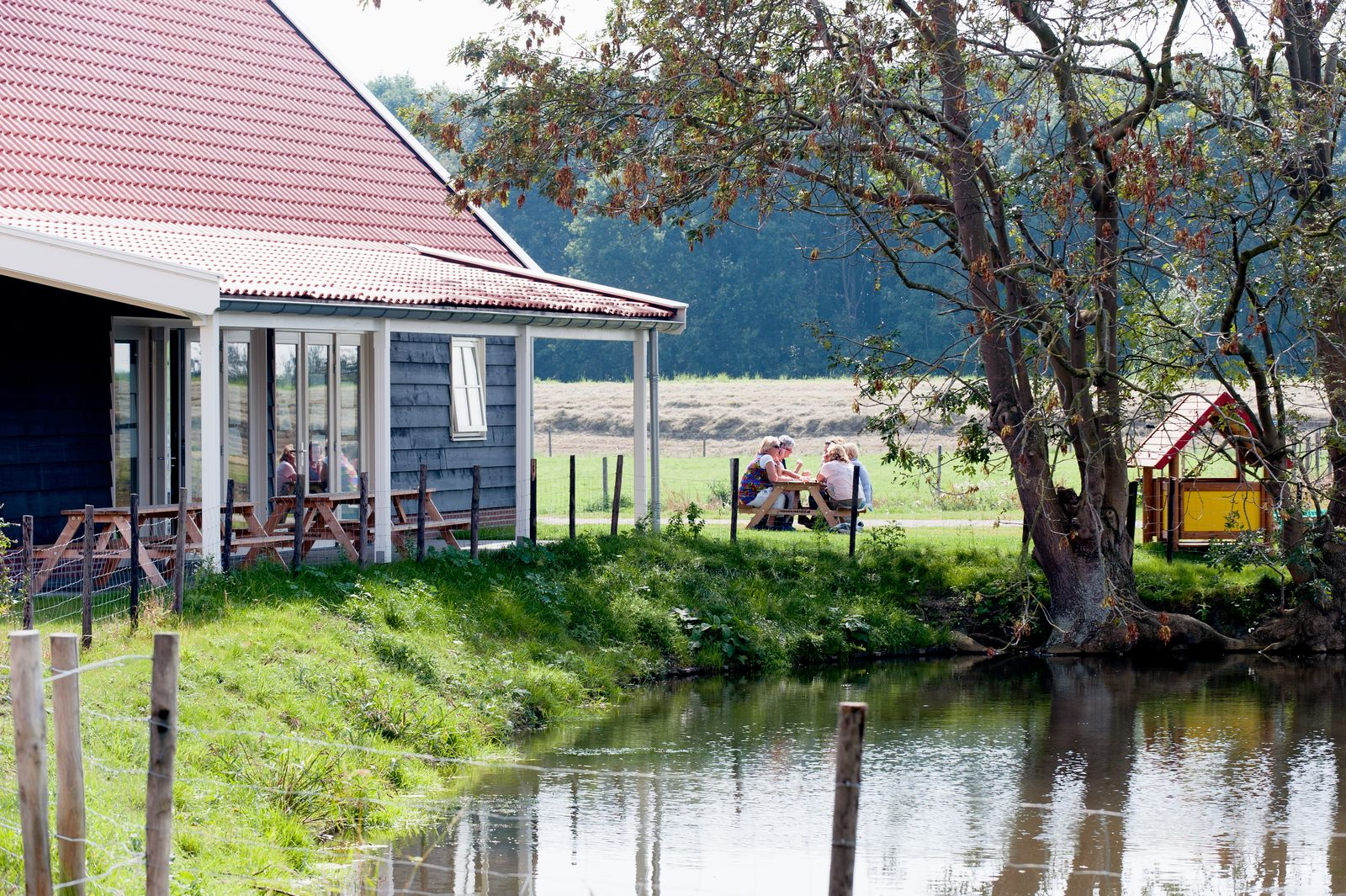Afbeelding van Praathuys groepsarrangement (Praathuys met Zeeuwse Cottages)