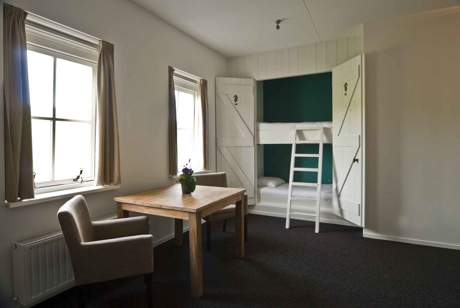 Group accommodation Oosterschelde