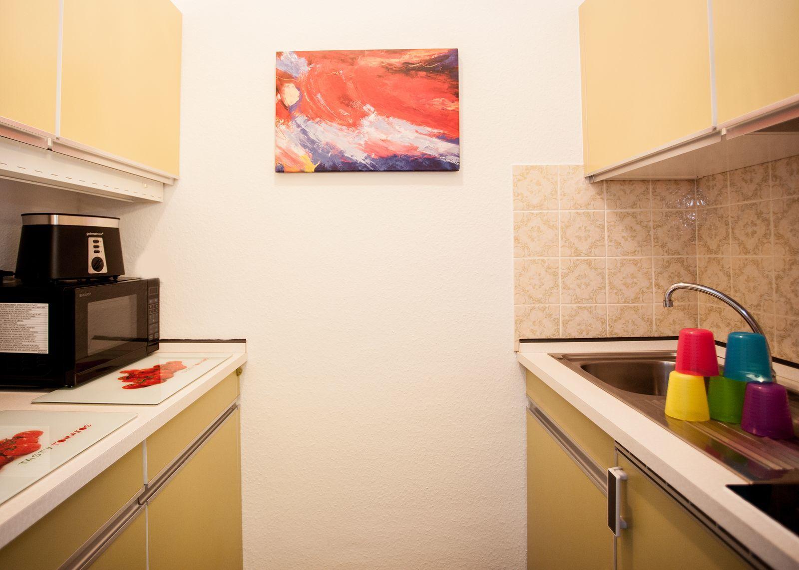 Holiday residence Am Waltenberg 57-J