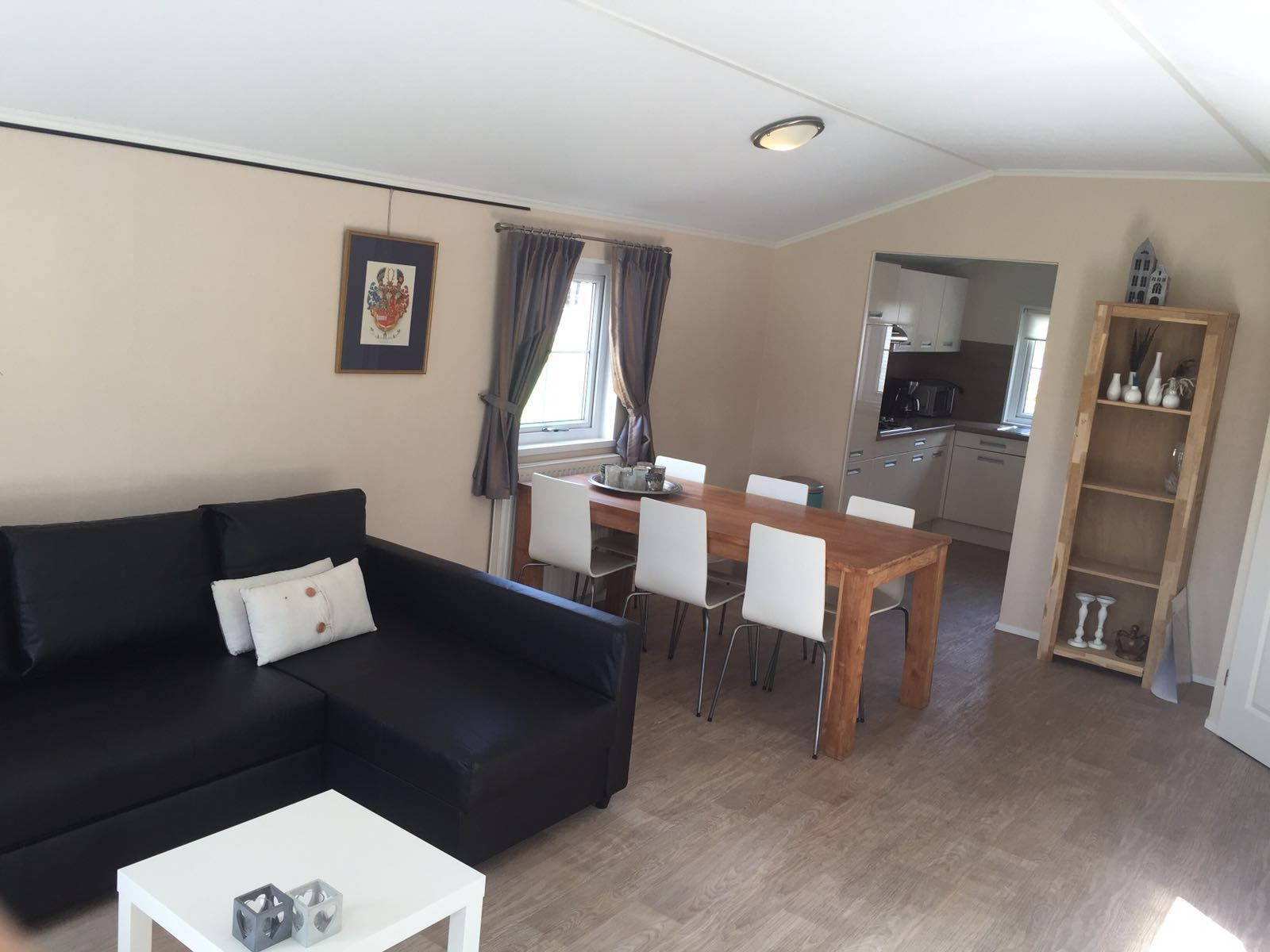 Holiday 379 Luxe 4 + 2 (60m2) met Wifi