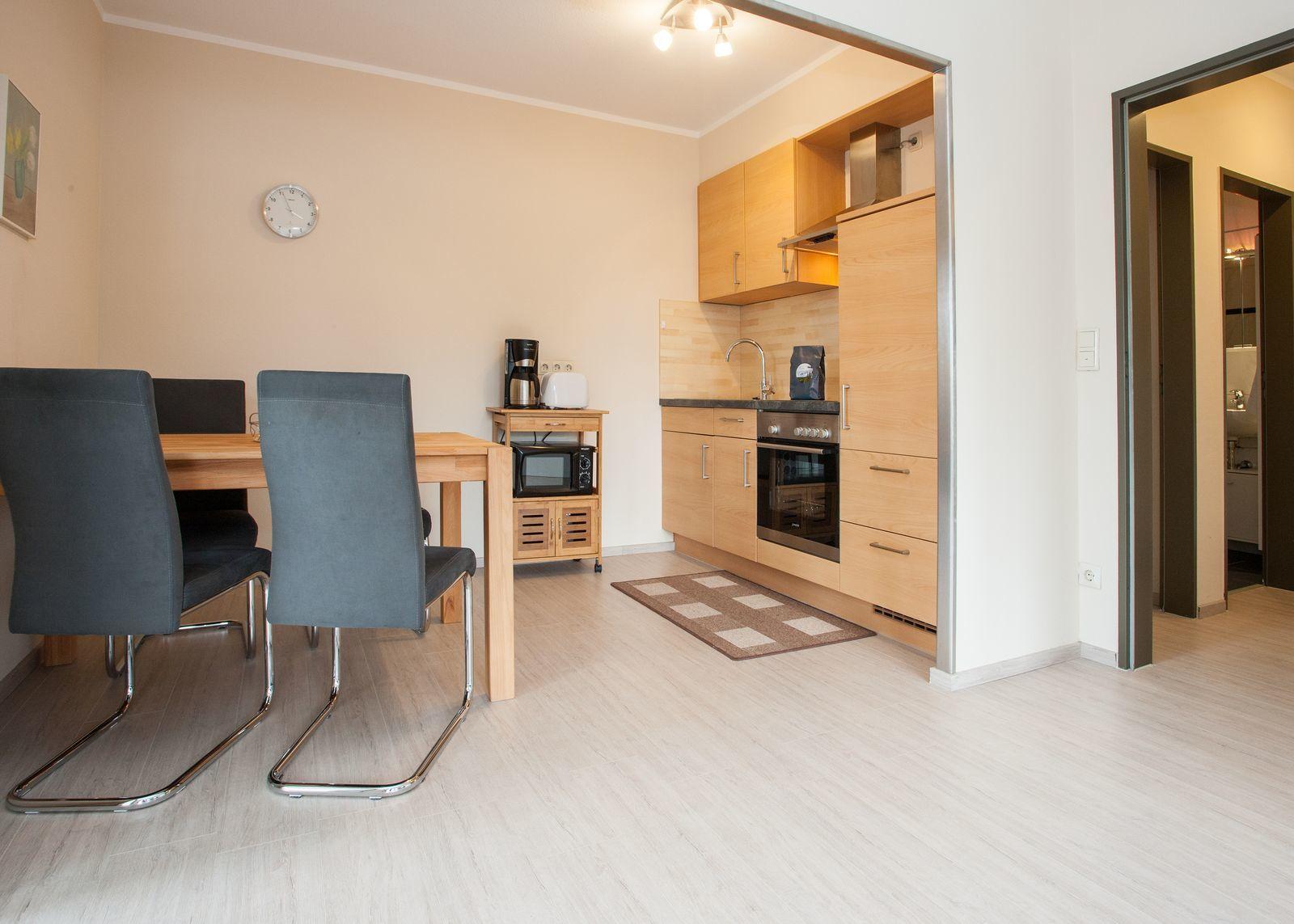 Apartment - Feldstraße 40-C
