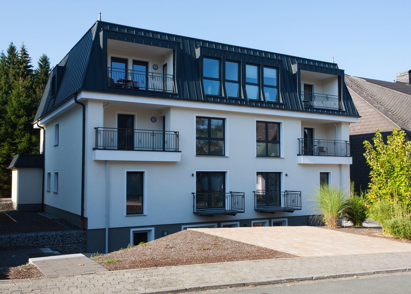 Apartment - Fichtenweg 31-K Villa Winterberg ****