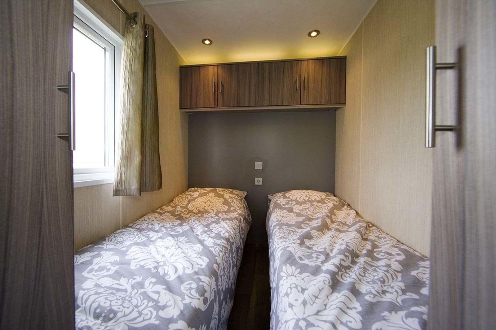 Bungalette 4 persons sauna