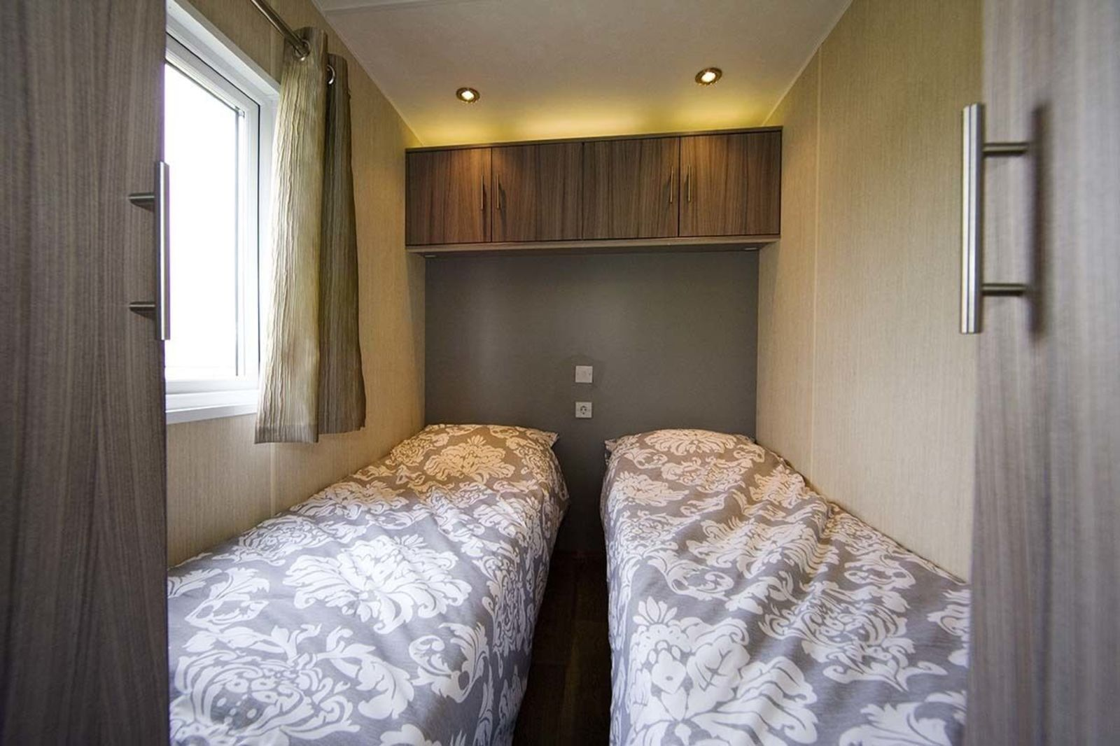 Bungalette 4 personen sauna
