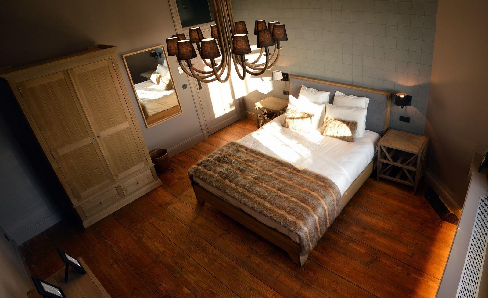 Chambre deluxe pour deux personnes